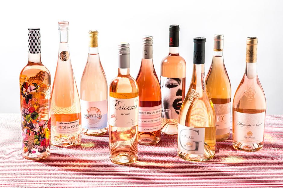 rose wine 1